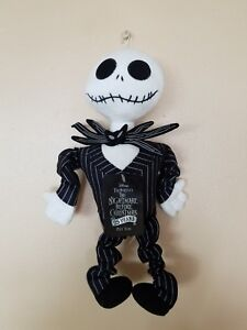 NGHTMARE BEFORE CHRISTMAS Jack Skellington Squeak Dog Toy