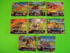 1999 McDonalds - Lego Classics set of 8 *MIP*