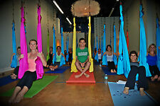 Deluxe Flying Yoga Hammock for Aerial Yoga, AntiGravity, Unnata, Inversion FUN