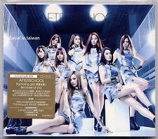 After School: Rambling Girls / Because of you (2012) Japan / CD & DVD & CARD