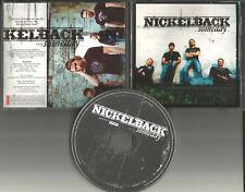 NICKELBACK Someday ULTRA RARE PROMO Radio DJ CD Single 2003 USA MINT