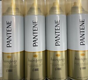 ✦ NEW ✦ LOT OF 10 PANTENE PRO-V STYLE SERIES HAIR SPRAY EXTRA STRONG HOLD 11 OZ