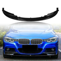 Front Bumper Lower Lip For 2012-2018 BMW F30 3 Series M Style  2013 2014 2015