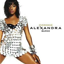 ALEXANDRA BURKE OVERCOME CD Album MINT/EX/MINT