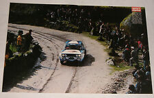 Fiat Abarth 131 Rallye - Walter Röhrl - Rallye Portugal 1980