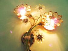 Palwa Wandlampe florales Design