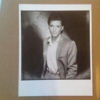 "Bruce Foxton Of The Jam Original 10""x 8"" Promo Press Photograph Mod Punk 2Tone"
