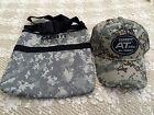 Metal Detector Diggers Pouch Bag  Garrett AT Pro Hat Cap Camo Recovery Treasure
