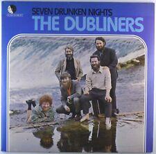 "2x 12"" LP - The Dubliners - Seven Drunken Nights / Seven Deadly Sins - H1818"
