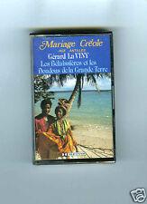 CASSETTE TAPE (NEW) MARIAGE CREOLE AUX ANTILLES G.LA VIGNY