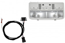 VW W8 illuminazione interni grigio incl. Cavo di collegamento per VW GOLF 1J
