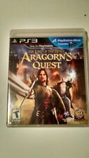 Playstation 3 Lord of the Rings Aragorn's Quest Game PS3