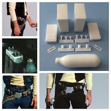NEW! Han Solo Belt Accessory Greeblies Kit-2 Power Cells-Cylinder-Star Wars ANH