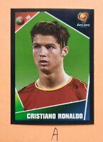 🔥CRISTIANO RONALDO ROOKIE 🔥 CR7 RARE  RC Sticker Panini EURO 2004 Excellent A