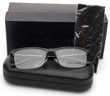 NEW RALPH LAUREN RL 5094 9267 BLACK EYEGLASSES GLASSES FRAME 53-17-140 B36mm