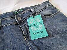 Anchor Blue jeans Anchorblue--- Flare leg-- Wide leg--- NEW!! NWT