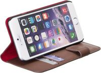 Redneck Red Line Wallet Folio Case for Apple iPhone 6 / 6s - Brown
