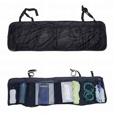 Fashion Car Seat Back Storage Organizer Interior Multi-Pocket Long Bag Accessory