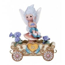 Precious Moments Disney Princess Parade  Birthday Train Age 10 Periwinkle