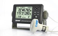 "ONWA KP-32  Marine GPS/SBAS Navigator - 4.5"" Screen"