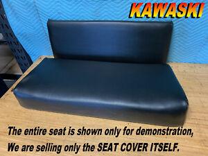 KAWASAKI MULE 550 NEW SEAT COVER UTV Black COVERS KAF300C 995B