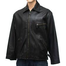 Porsche Designer Lederjacke Leather Jacket - Made in Italy - Size: XL  (LJ426u)