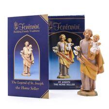 Roman Fontanini St. Joseph Home Seller Kit (45047)