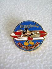Disney Disneyland Mickey Mouse Mouseorail Monorail Pin