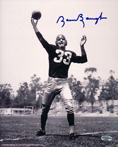 Sammy Baugh (HOF) - Signed 8x10 Photo - TCU, Redskins
