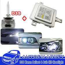 OEM For Audi / Volkswagen 8K0.941.597 Xenon BALLAST & HID D3S BULB KIT CONTROL