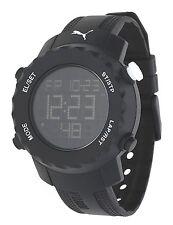 Puma Armbanduhr Sharp Chronograph schwarz PU911031003U