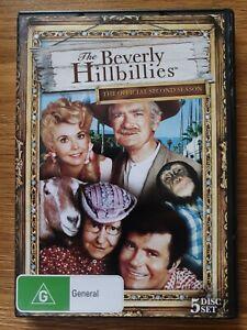 The Beverly Hillbillies (1962) Season 2 DVD Region 4