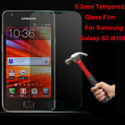 Tempered Glass Explosion Proof Screen Protector for Samsung Galaxy S2 S II i9100