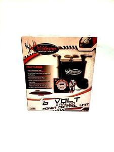 NIB Wildgame Innovations Model TH-6VA Game Feeder Kit Analog Power Control Unit