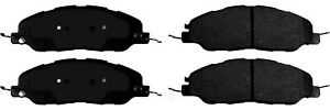 Disc Brake Pad Set-Ceramic Pads Front Autopartsource fits 11-12 Ford Mustang