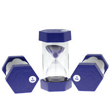 5 Minute Sand Timer Blue 16 Cm by Tink N Stink