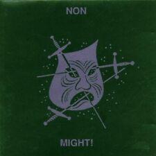 NON - MIGHT!  CD NEU
