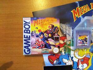 Mega Man IV Game Boy - Game Boy Color