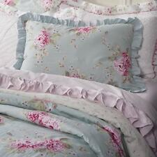 Rachel Ashwell Simply Shabby Chic BELLE HYDRANGEA ROSE Twin Duvet & Sham Set NEW