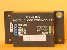 New listing Dukane 110-3836A Digital Clock Sync Module