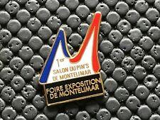 pins pin BADGE SALON DU PINS MONTELIMAR ECRITURE DORE  ARTHUS BERTRAND