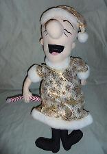 "Toy Works Christmas Mr Magoo 17"" Plush Soft Toy Stuffed Animal"