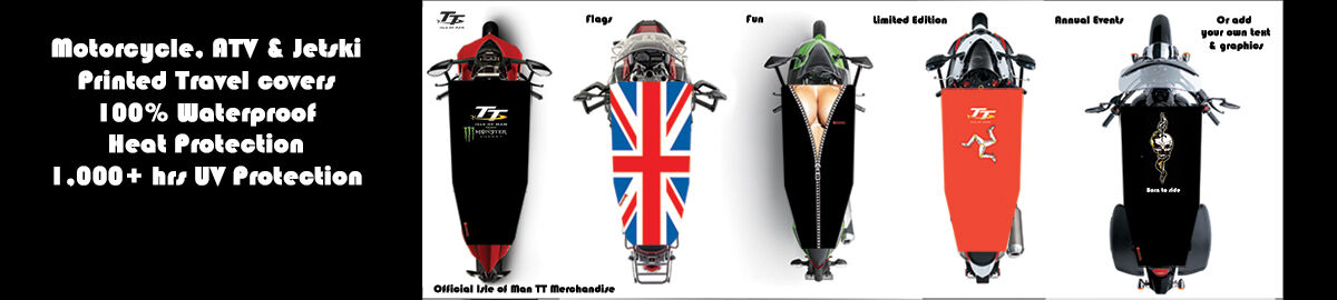 BIKEKINI™ motorcycle covers