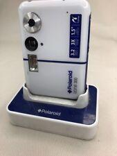 Polaroid Izone 300, WHITE AND BLUE POLAROID - GOOD CONDITION