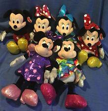 W-F-L Disney Mickey Minnie Olaf Sven Winnie the Pooh Tigger Choose