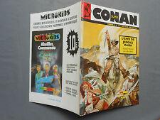 ► SUPER CONAN N°11 - L'EPEE DE JERGAZ ZADA - 1986 - TBE