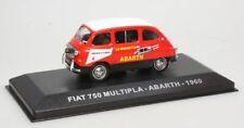 Fiat 750 Multipla - Abarth - 1960 1/43