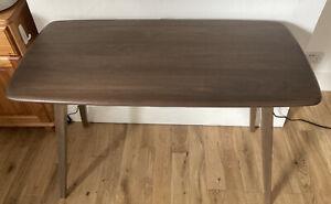 Ercol 8200DA Desk in Walnut and Beech