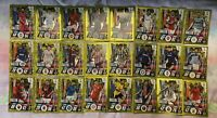 MATCH ATTAX EXTRA 2020/21 FULL SET OF ALL 24 BALLER CARDS BA1-BA24