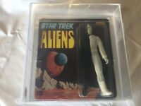 Ukg 70 Afa Authenticated Star Trek Mego Aliens Cheron Toy